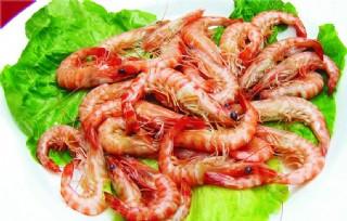 白灼基圍蝦圖片