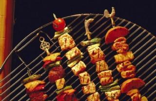 燒烤美食圖片